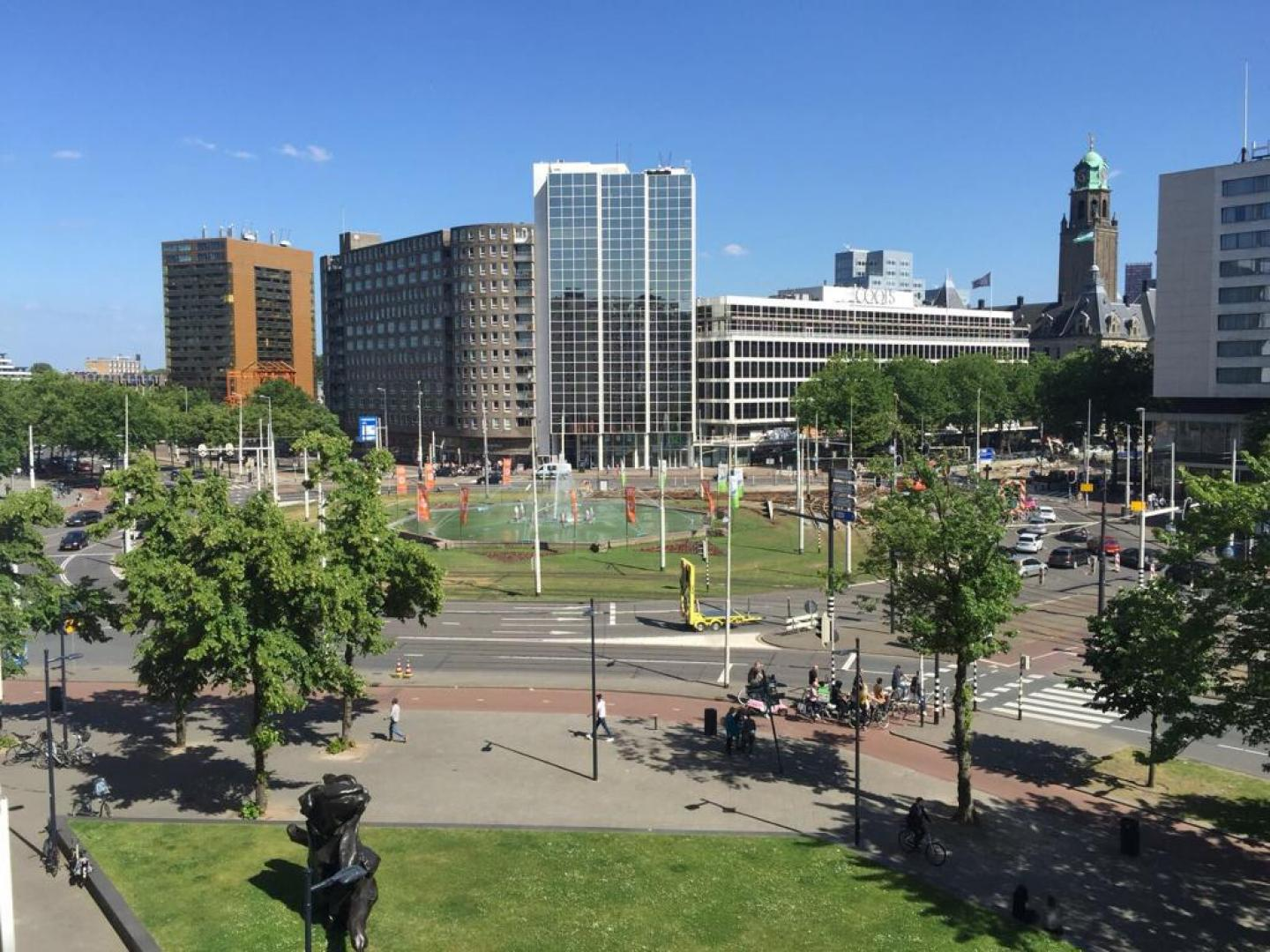 Weena Rotterdam City Center Zuid Holland Riva Rentals