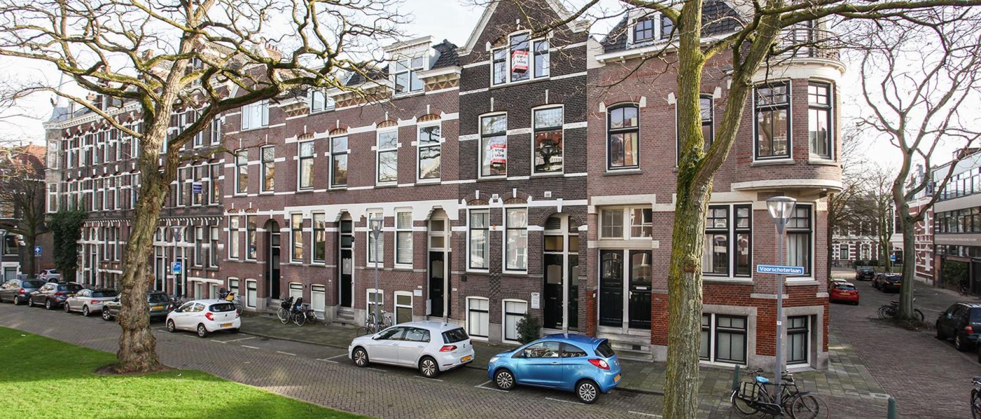 Voorschoterlaan, Rotterdam, Kralingen, Zuid-Holland - Riva Rentals ...